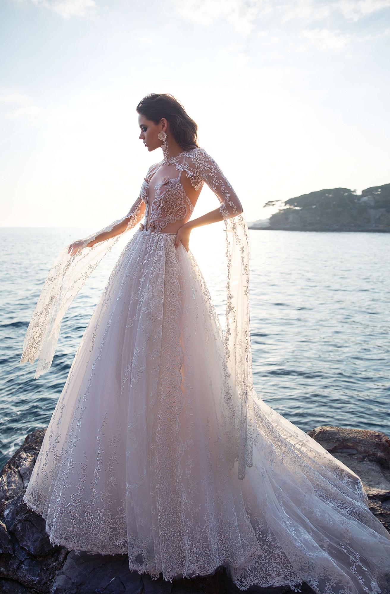 db17a9c10f5 Пышные свадебные платья (принцесса) - купить в салоне Аврора