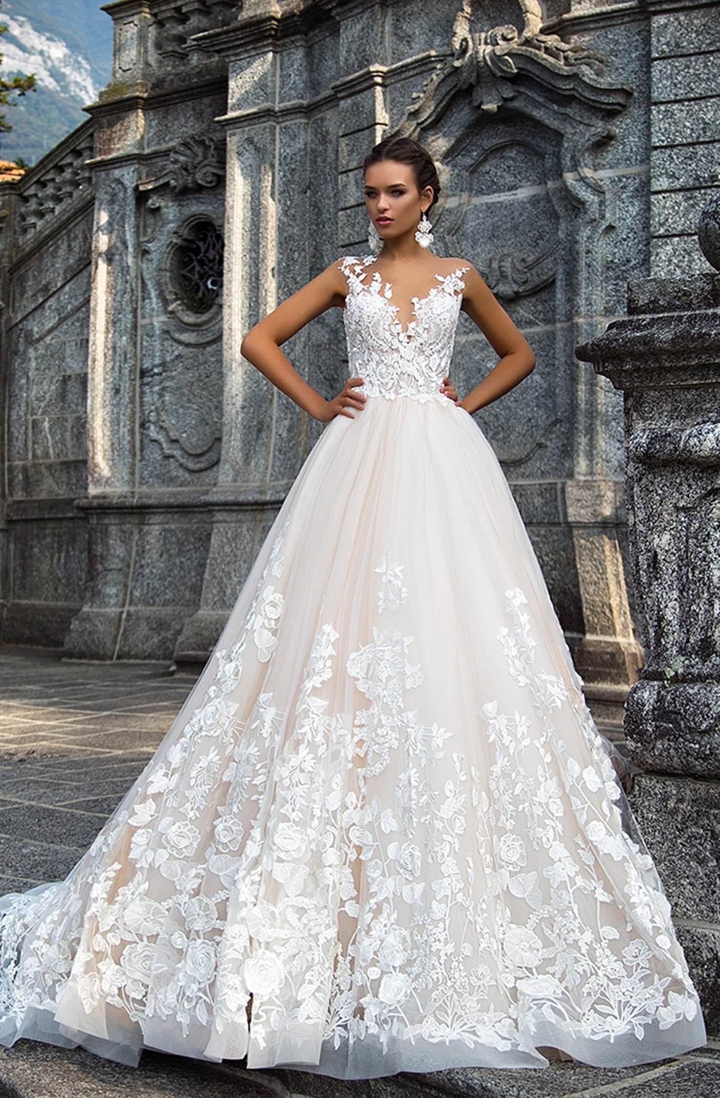 1154f2f00de748 Свадебное платье Milena, 69440 рублей - салон Аврора