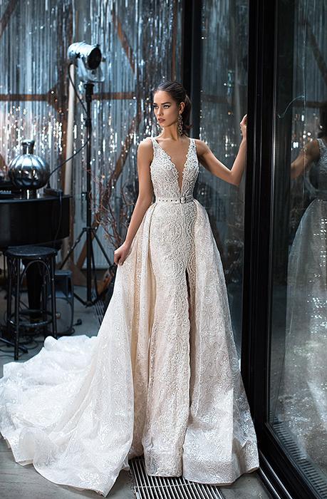 35eb6df506c Платье с рукавами Madlen. Мы предлагаем элитные подвенечные платья от  производителей