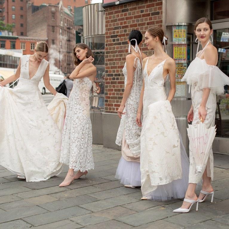 4f04679416d Модные тенденции свадебных платьев 2019
